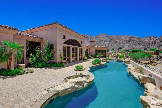 77470 Loma Vista Way, La Quinta, CA 92253 (MLS #218016538) :: The John Jay Group - Bennion Deville Homes