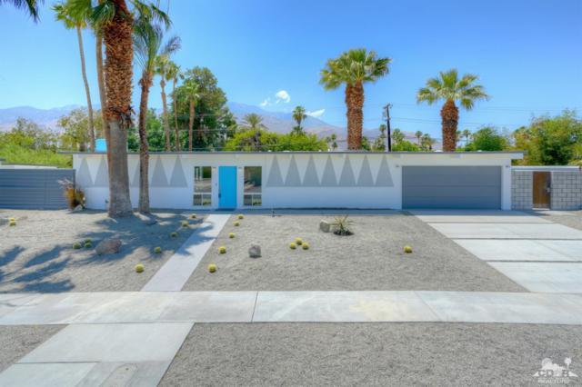 603 N Juanita Drive, Palm Springs, CA 92262 (MLS #218016550) :: Brad Schmett Real Estate Group
