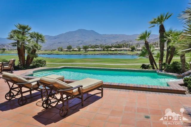 55405 Pebble Beach, La Quinta, CA 92253 (MLS #218016802) :: The John Jay Group - Bennion Deville Homes