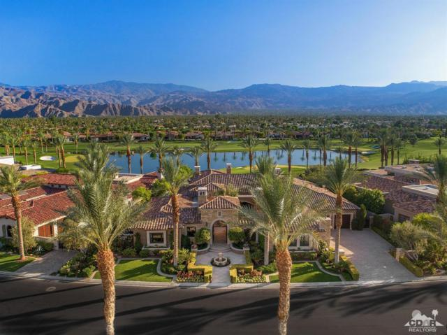 43243 Via Siena, Indian Wells, CA 92210 (MLS #218016816) :: The Jelmberg Team