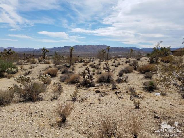 0 Linda Lee Drive, Yucca Valley, CA 92284 (MLS #218017094) :: Team Wasserman