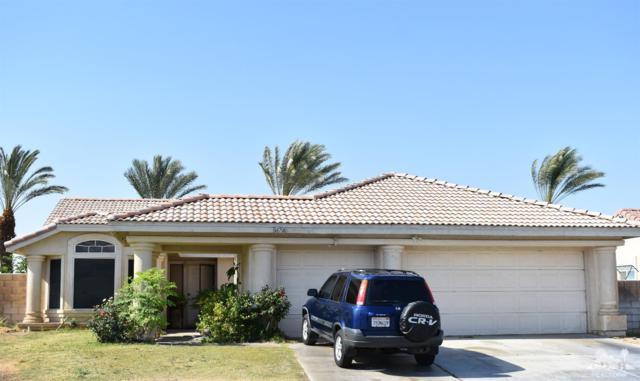 69758 Northhampton Avenue, Cathedral City, CA 92234 (MLS #218017174) :: Brad Schmett Real Estate Group