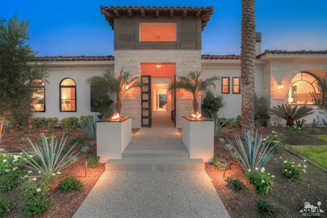 43123 Via Siena, Indian Wells, CA 92210 (MLS #218017196) :: The Jelmberg Team