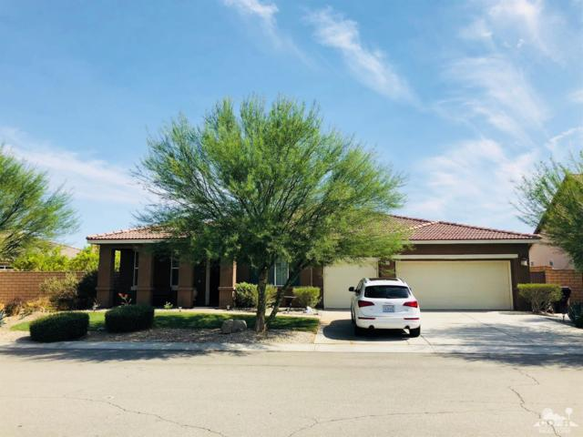 79685 Winsford Dr Drive, Indio, CA 92203 (MLS #218017548) :: The John Jay Group - Bennion Deville Homes