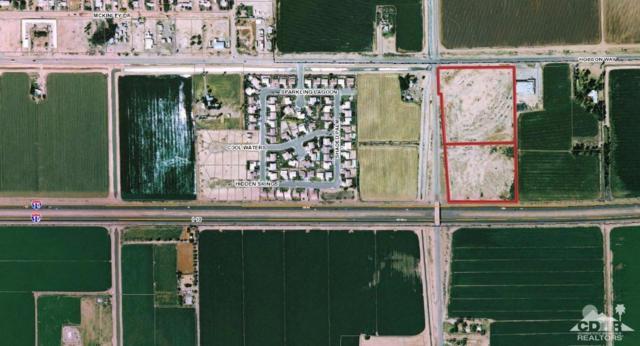 0 15.13 Acres On Hobsonway, Blythe, CA 92225 (MLS #218017622) :: Hacienda Group Inc