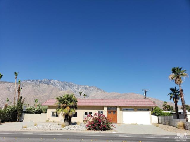 2453 N Avenida Caballeros, Palm Springs, CA 92262 (MLS #218017692) :: Brad Schmett Real Estate Group