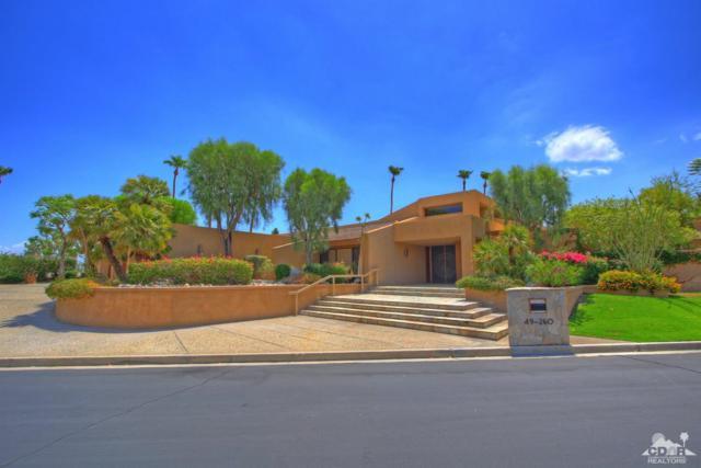 49260 Sunrose Lane, Palm Desert, CA 92260 (MLS #218018014) :: Hacienda Group Inc