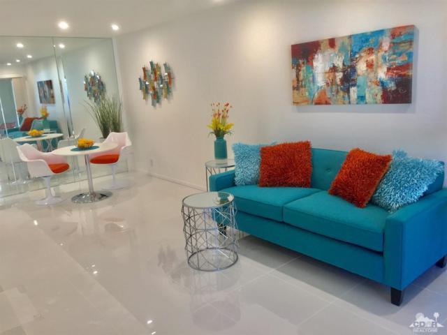 420 N Villa Court #102, Palm Springs, CA 92262 (MLS #218018066) :: Hacienda Group Inc