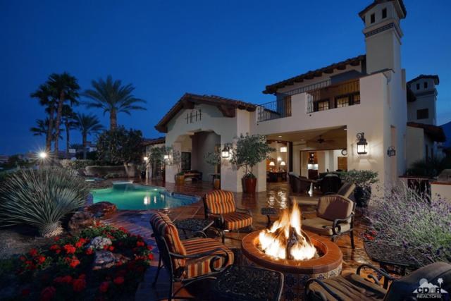 80566 Via Pessaro, La Quinta, CA 92253 (MLS #218018090) :: The John Jay Group - Bennion Deville Homes