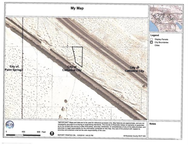 0 Banning-Indio Road, Cathedral City, CA 92234 (MLS #218018218) :: Hacienda Group Inc