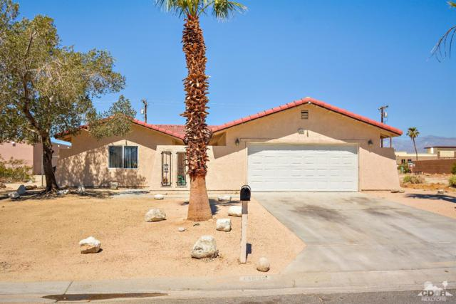 13835 Sarita Drive, Desert Hot Springs, CA 92240 (MLS #218018316) :: Hacienda Group Inc