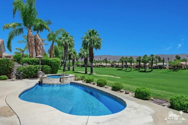 876 Mission Creek Drive, Palm Desert, CA 92211 (MLS #218018370) :: The John Jay Group - Bennion Deville Homes
