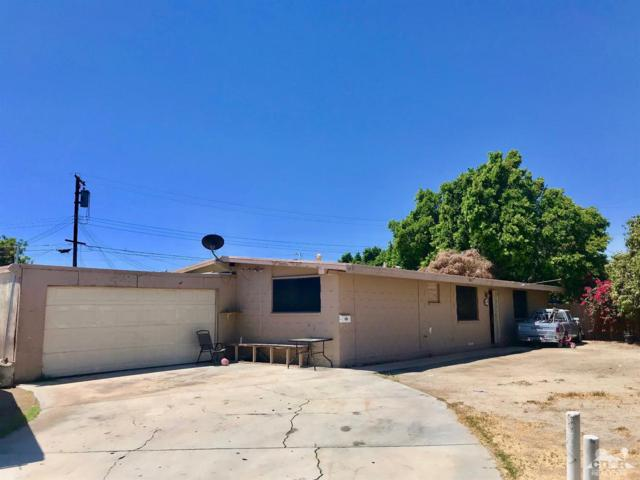 83101 Beachwood Avenue, Indio, CA 92201 (MLS #218018382) :: The John Jay Group - Bennion Deville Homes