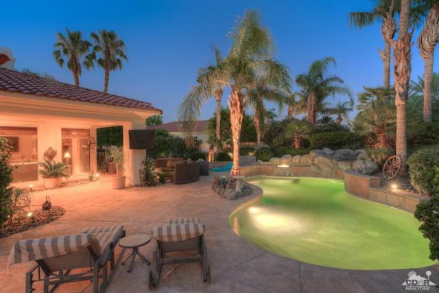 55497 Southern Hills, La Quinta, CA 92253 (MLS #218018418) :: The John Jay Group - Bennion Deville Homes