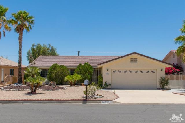 64557 Brae Burn Avenue, Desert Hot Springs, CA 92240 (MLS #218018504) :: The John Jay Group - Bennion Deville Homes