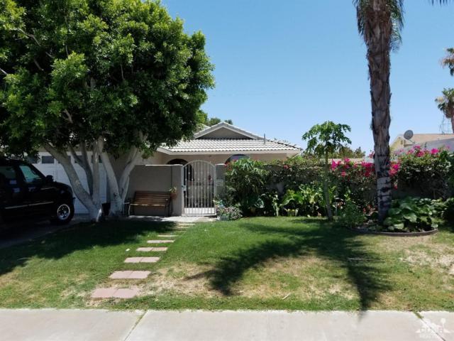 69045 Garner Avenue, Cathedral City, CA 92234 (MLS #218018522) :: Brad Schmett Real Estate Group