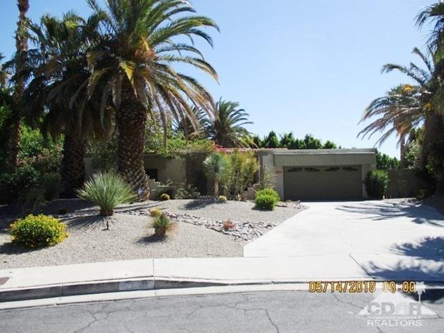 1440 E Rosarito Way, Palm Springs, CA 92262 (MLS #218018698) :: Brad Schmett Real Estate Group