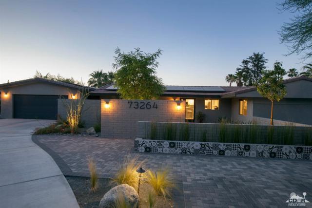 73264 Broken Arrow, Palm Desert, CA 92260 (MLS #218018710) :: The John Jay Group - Bennion Deville Homes