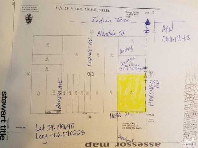 0 Morongo Road, 29 Palms, CA 92277 (MLS #218018716) :: Team Wasserman