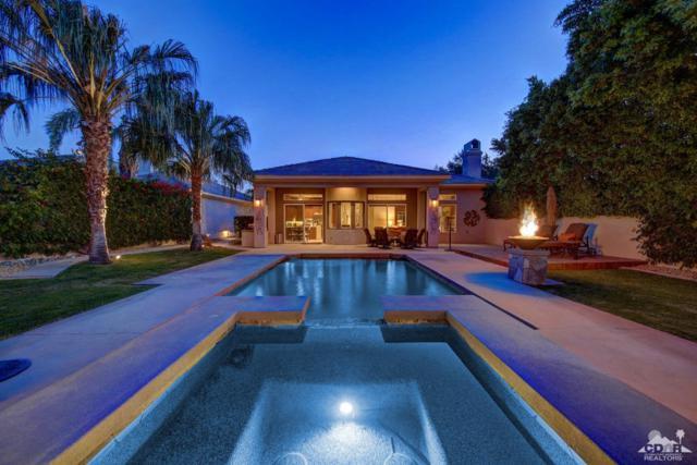 80330 Via Castellana, La Quinta, CA 92253 (MLS #218019142) :: The John Jay Group - Bennion Deville Homes