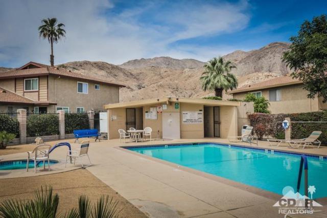 72721 Willow Street #4, Palm Desert, CA 92260 (MLS #218019144) :: The John Jay Group - Bennion Deville Homes