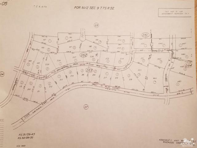0 Belvedere Road, Mountain Center, CA 92561 (MLS #218019364) :: Deirdre Coit and Associates
