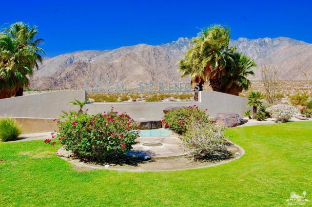 837 Summit Drive, Palm Springs, CA 92262 (MLS #218019520) :: Brad Schmett Real Estate Group