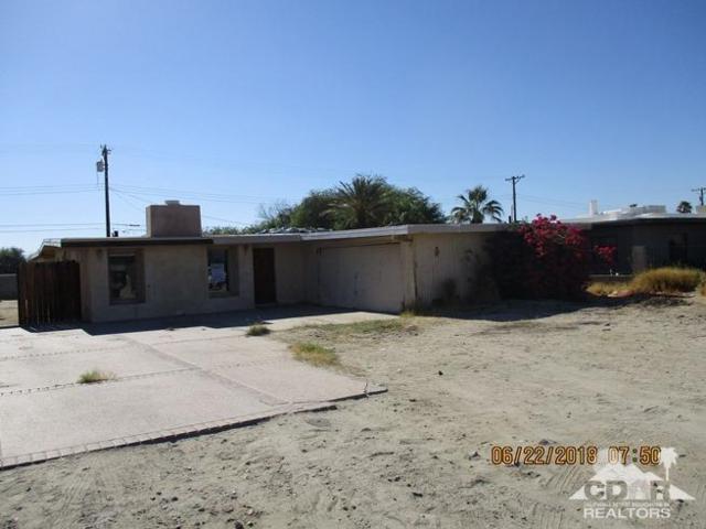 31846 Shelter Drive, Thousand Palms, CA 92276 (MLS #218019570) :: Brad Schmett Real Estate Group