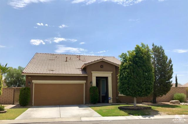 37632 Durwent Drive, Indio, CA 92203 (MLS #218019648) :: The John Jay Group - Bennion Deville Homes