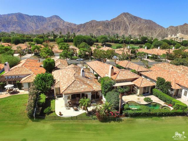 48400 Via Solana, La Quinta, CA 92253 (MLS #218019762) :: The John Jay Group - Bennion Deville Homes