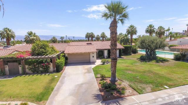 40140 Via Valencia, Rancho Mirage, CA 92270 (MLS #218019780) :: Deirdre Coit and Associates