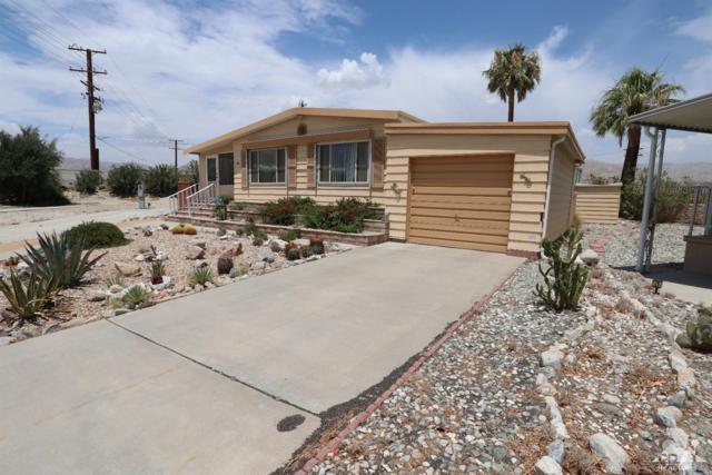 14777 Palm Drive #42, Desert Hot Springs, CA 92240 (MLS #218019928) :: Brad Schmett Real Estate Group