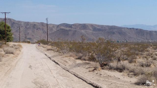 0 Que Pass Lane, 29 Palms, CA 92252 (MLS #218019968) :: Brad Schmett Real Estate Group