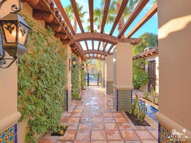 53496 Via Palacio, La Quinta, CA 92253 (MLS #218020196) :: Deirdre Coit and Associates