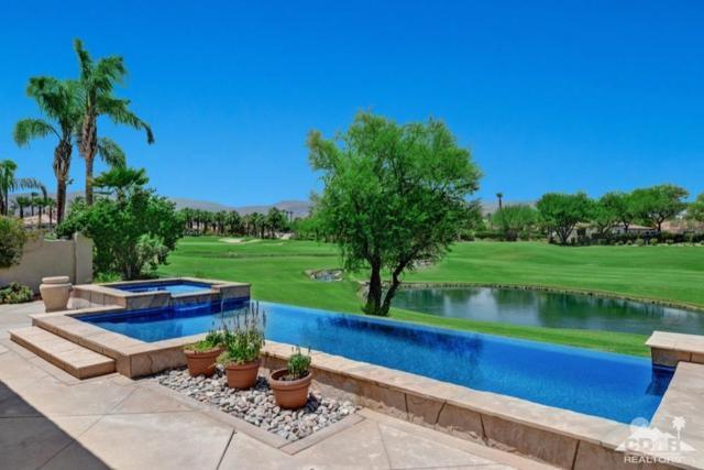 744 Mission Creek Drive, Palm Desert, CA 92211 (MLS #218020388) :: The John Jay Group - Bennion Deville Homes
