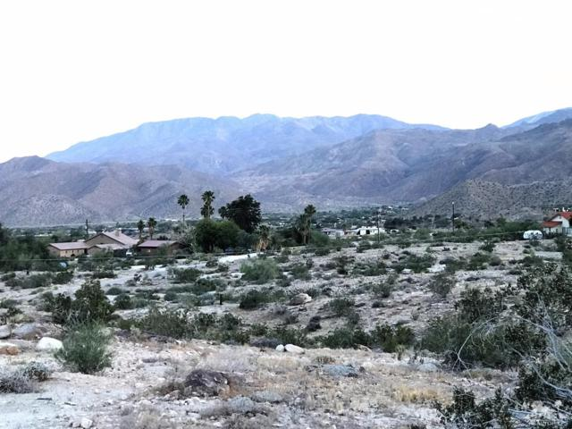 0 Oasis Trail, Palm Desert, CA 92260 (MLS #218020416) :: The John Jay Group - Bennion Deville Homes