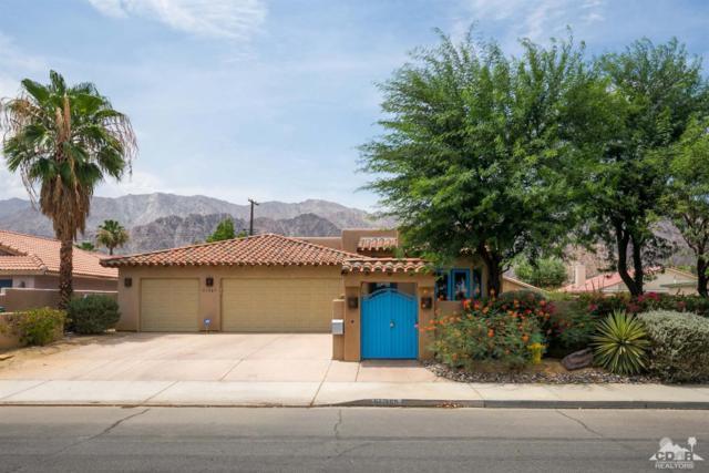 51365 Eisenhower Drive, La Quinta, CA 92253 (MLS #218020458) :: The Jelmberg Team