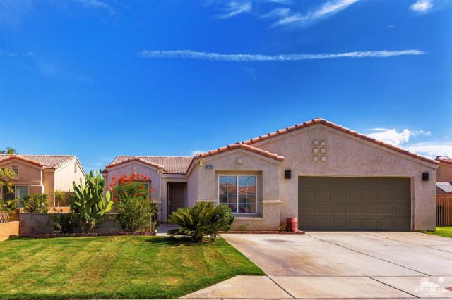 82181 Pinyon Avenue, Indio, CA 92201 (MLS #218020486) :: The John Jay Group - Bennion Deville Homes