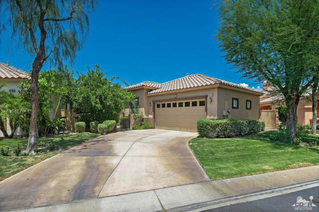 80178 Golden Horseshoe Drive, Indio, CA 92201 (MLS #218020528) :: The John Jay Group - Bennion Deville Homes
