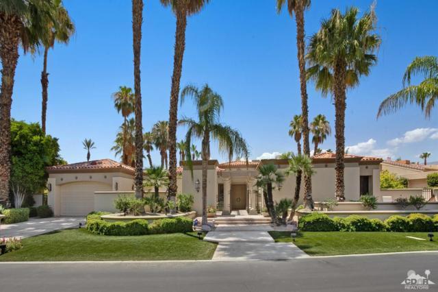 12132 Turnberry Drive, Rancho Mirage, CA 92270 (MLS #218020572) :: Hacienda Group Inc