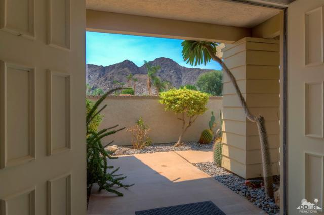 45460 Delgado Drive, Indian Wells, CA 92210 (MLS #218020804) :: The John Jay Group - Bennion Deville Homes