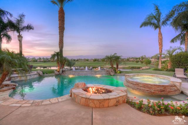 80590 Via Talavera, La Quinta, CA 92253 (MLS #218020964) :: The John Jay Group - Bennion Deville Homes