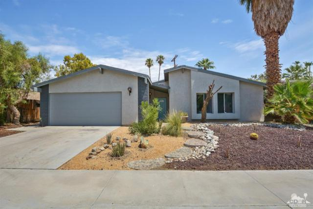 900 S Nueva Vista Drive, Palm Springs, CA 92264 (MLS #218020972) :: Team Wasserman