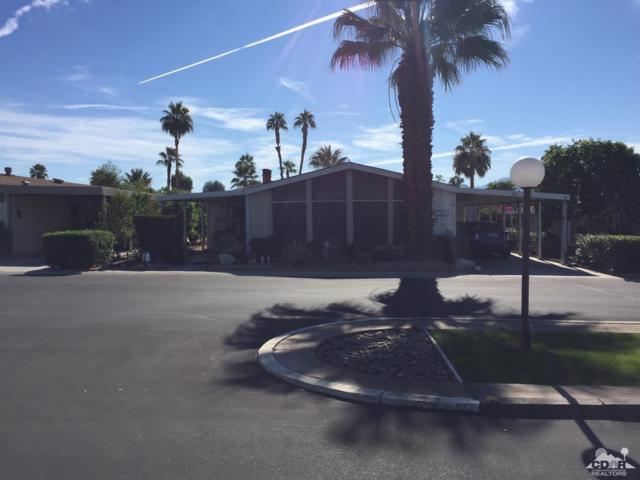73450 Country Club Drive #64, Palm Desert, CA 92260 (MLS #218021082) :: The John Jay Group - Bennion Deville Homes
