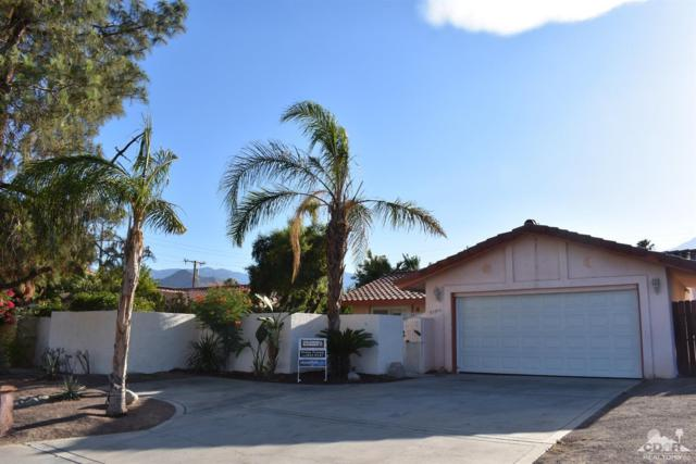 33905 Cathedral Canyon Drive, Cathedral City, CA 92234 (MLS #218021258) :: The John Jay Group - Bennion Deville Homes