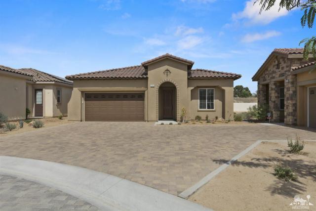 3950 Via Amalfi, Palm Desert, CA 92260 (MLS #218021572) :: The John Jay Group - Bennion Deville Homes