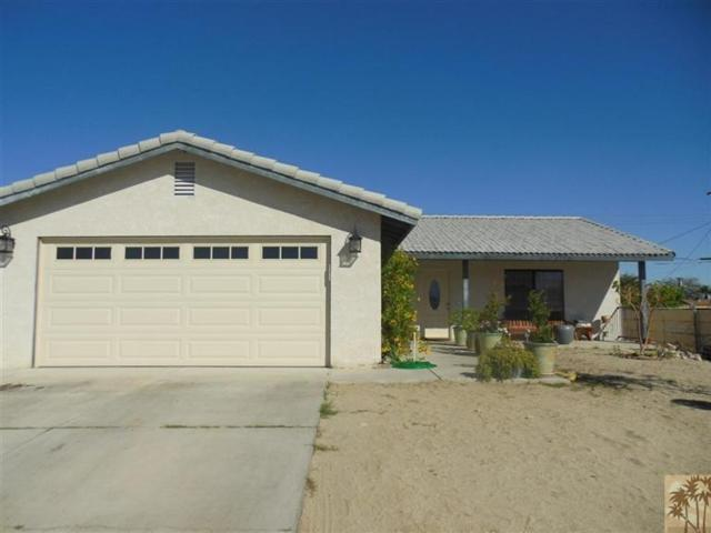 30770 Monte Vista Way Way, Thousand Palms, CA 92276 (MLS #218021796) :: The John Jay Group - Bennion Deville Homes