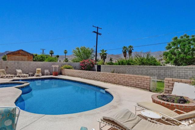 34351 Linda Way, Cathedral City, CA 92234 (MLS #218021950) :: The John Jay Group - Bennion Deville Homes