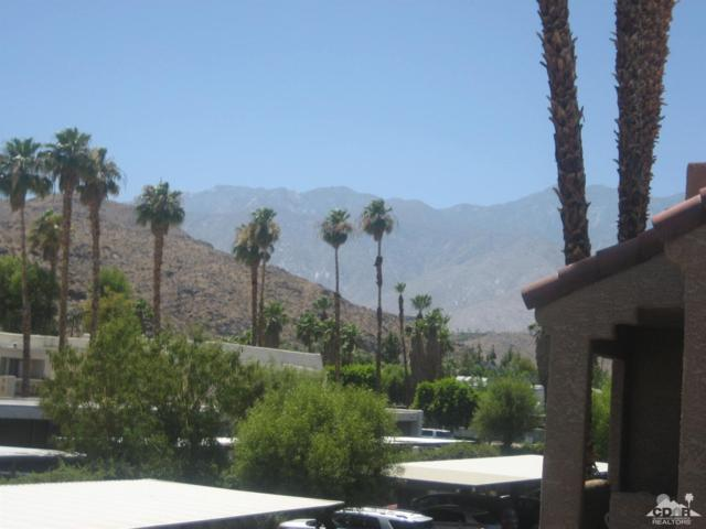 2700 Golf Club Drive #31, Palm Springs, CA 92264 (MLS #218022008) :: The John Jay Group - Bennion Deville Homes