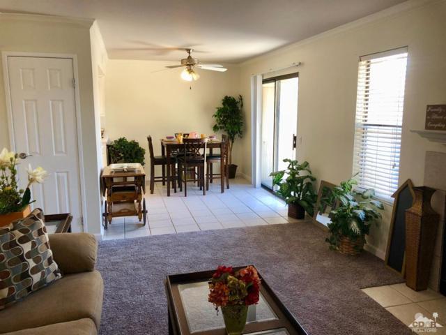 43376 Cook Street #215, Palm Desert, CA 92211 (MLS #218022040) :: The John Jay Group - Bennion Deville Homes